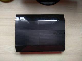 PlayStation 3 Super Slim, 160GB, sin mando
