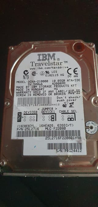discos duros portatil SATA 2.5