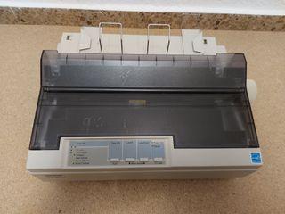 Impresora matricial Epson LX-300+II