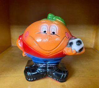 Hucha naranjito. Mundial 82