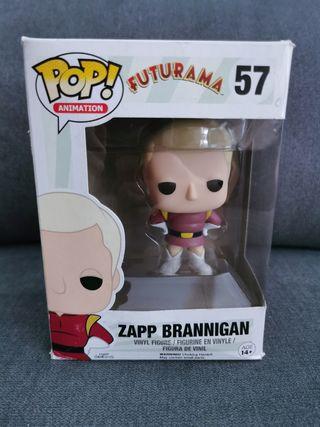 Funko pop Futurama Zapp Brannigan