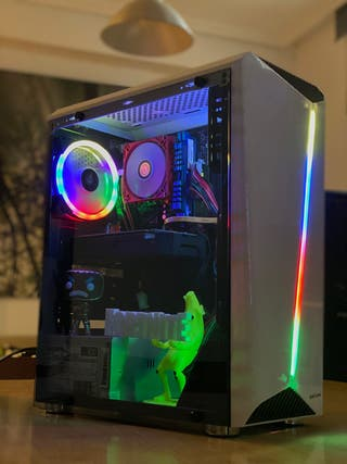 Pc gaming especial Fortnite i5 8 GB SSD