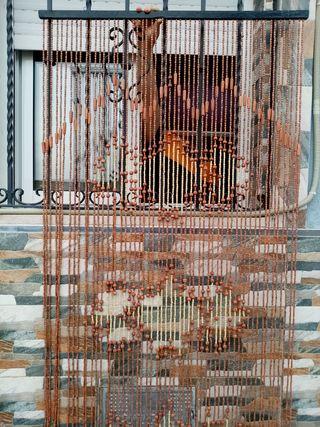 cortina de canutillo