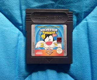 Sylvester And Tweety GameBoy Color.