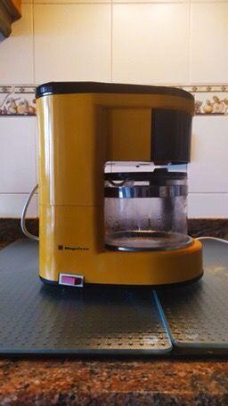 Cafetera filtro permanente