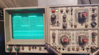 Osciloscopio Hameg HM-604