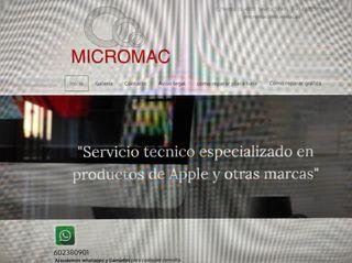 Reparación de ordenadores Apple