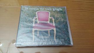 lote de LA OREJA DE VAN GOGH,cds y dvd