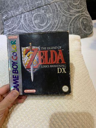Zelda gameboy color