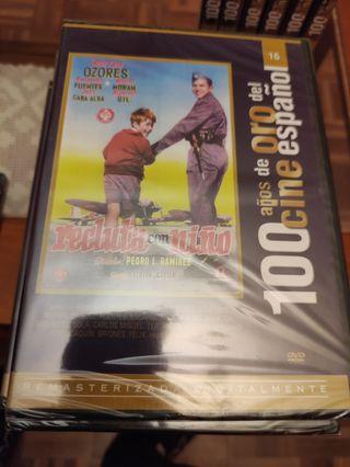 DVD recluta con niño