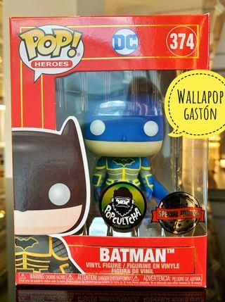 Funko Pop BATMAN 374 - Imperial Azul Exclusive