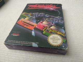 Days of thunder Nintendo NES Nese Ness.