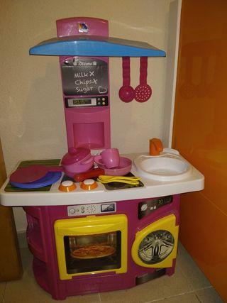 Cocinita de juguete Smoby