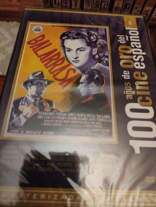 DVD Balarrasa