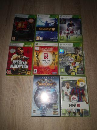 Videojuegos Xbox360