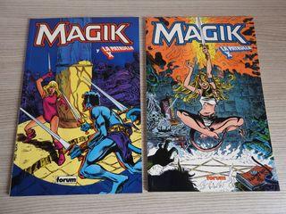 Magik (Miniserie completa Comics Forum)