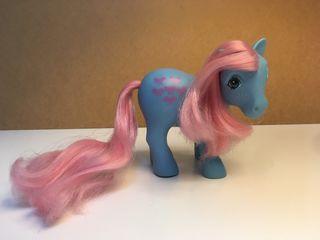 Mi pequeño pony Lacitos Italy