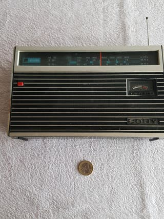 Radio transistor Sony mod.Tr 847