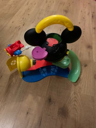 casita de Mickey Mouse