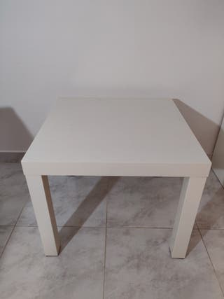 Mesa Auxiliar / Centro Blanca Ikea