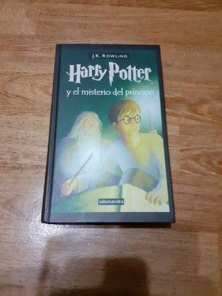 Harry Potter y el misterio del principe!