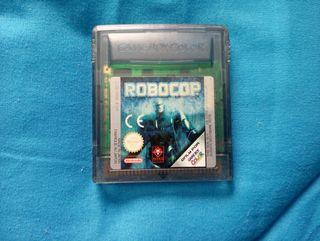 Robocop.Game Boy color.