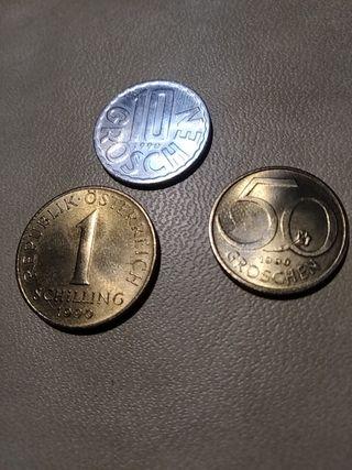 Monedas Austria 1990 SC
