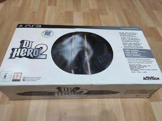 DJ Hero 1 - 2 Playstation