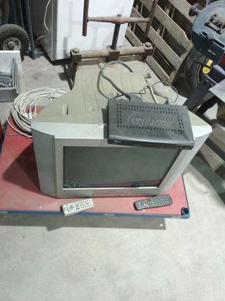 TV Sony y tdt