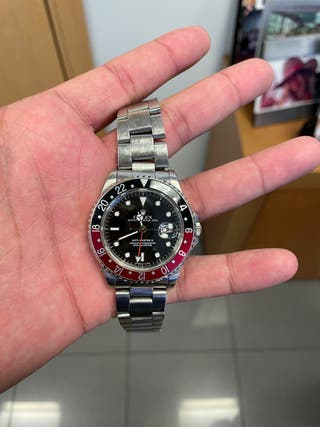 Rolex gmt master 91