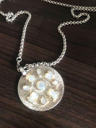 Collar de plata de Tous