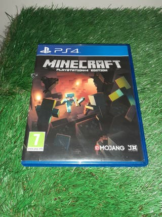 #1535 minecraft PlayStation 4