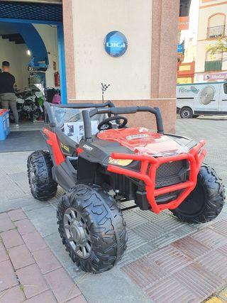 Coche Eléctrico Buggy 4x4