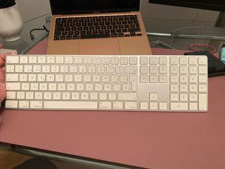APPLE- Magic keyboard con teclado numérico
