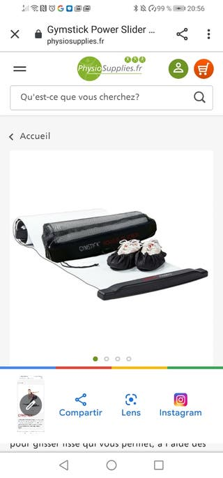Power slider, slide board