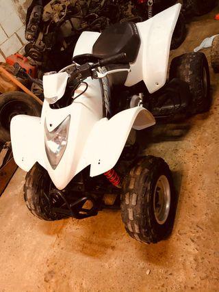 Kymco kxr 250cc para despiece quad VENTA ENTERO