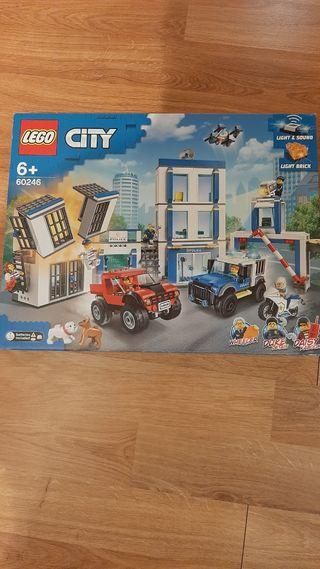 Lego 60246 Comisaría de policía