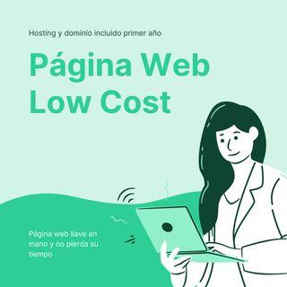 Diseño Web Low Cost