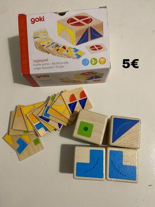 Goki. Puzzle