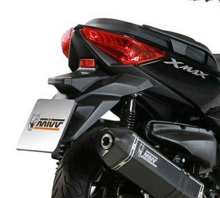 Portamatriculas original Yamaha xmax 400