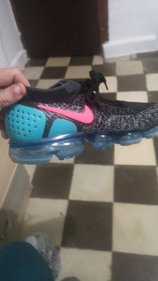 zapatillas nike air vapormax azul