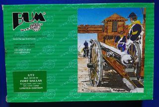 Bum 1/72 -Fort Dallas - 0310/ Montaplex