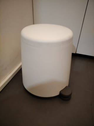 Cubo basura pedal 12l