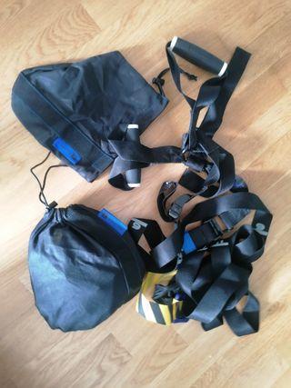 TRX Decathlon, cinchas de suspension