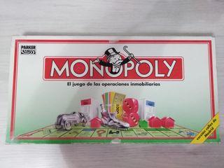 JUEGO MONOPOLY (CLÁSICO)