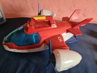 Avion Patrulla Canina
