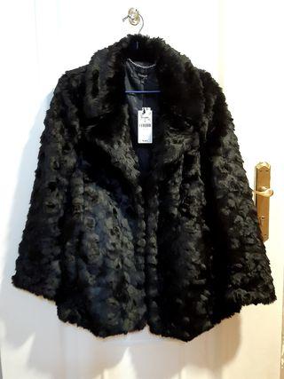 abrigo Fórmula Jóven El Corte Inglés Nuevo