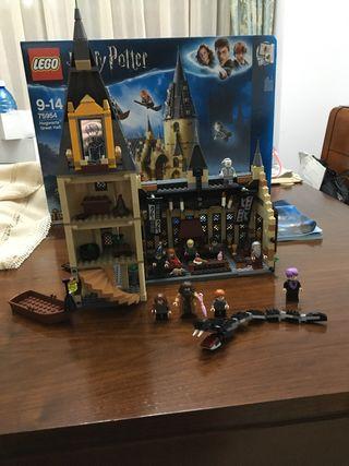 Lego castillo Hogwarts Harry Potter
