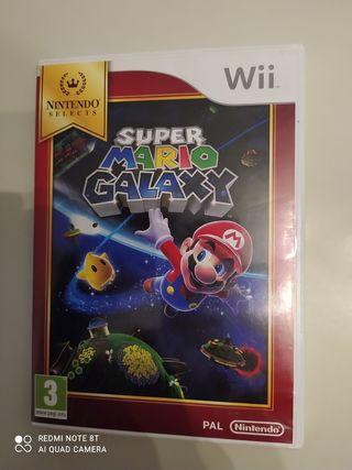 Supermario Galaxy Wii