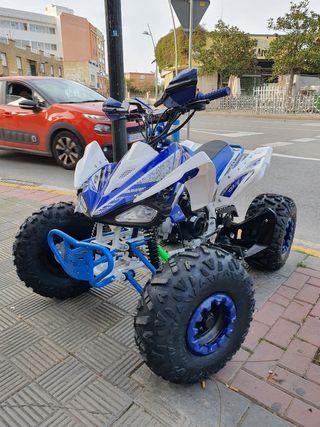 Quad 125 ATV LAND